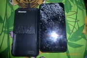 разбитый, но рабочий Андроид 4.1.1 смартфон Newman N2