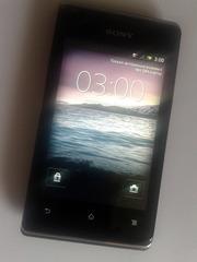 Смартфон Sony Xperia E C1505 Black