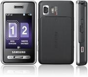 Телефон Samsung D980