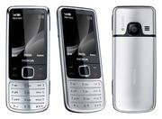 Телефон Nokia 6700 Chrome Оригинал б.у.