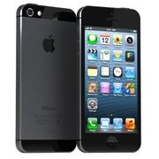 Apple iPhone 5 64Gb Black Новий Смартфон
