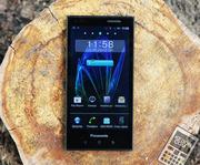 Продам дешево мобильный телефон смартфон Panasonic  eluga dl1