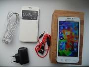Смартфон Samsung S 5 White (экран 4, 5 Android 4,  2sim) + чехол!