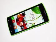Смартфон  Samsung (4.6,  2 ядра,  Android 4,  4Гб,  камера 5МП - Green)