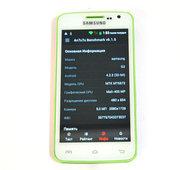 Телефон Samsung G2 2 SIM,  4, 6'',  2 ЯДРА,  WiFi,  ANDROID